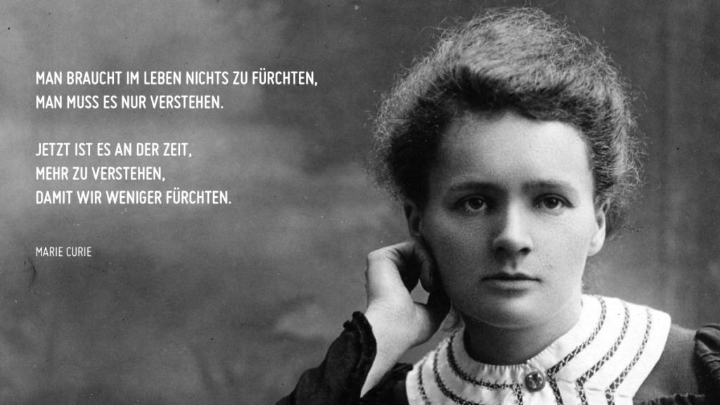 Marie Curie RisknRide